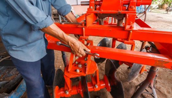 Réparation de matériels agricoles non loin de Lisieux